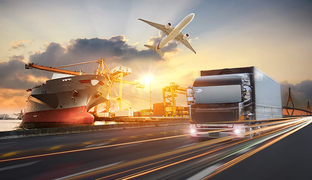 Global Freight Forwarding | Air, Sea & Road Freight | Grace Overseas
