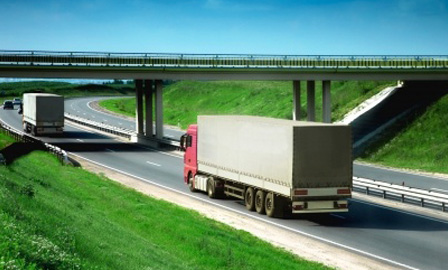UK road freight