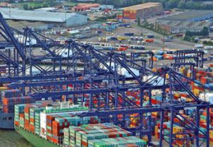 PORT OF FELIXSTOWE SERVICE DISRUPTION TO ALL SHIPPING LINES