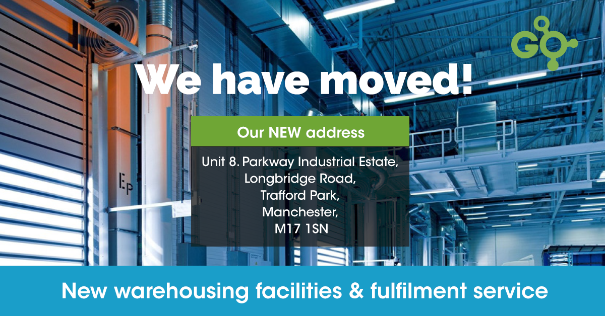 We have moved offices